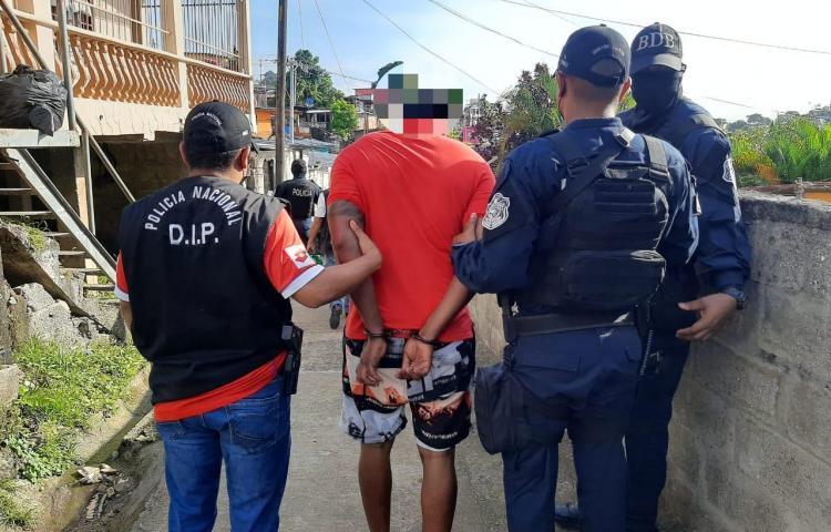 Policía ubica 'caleto' en el sector de Turín