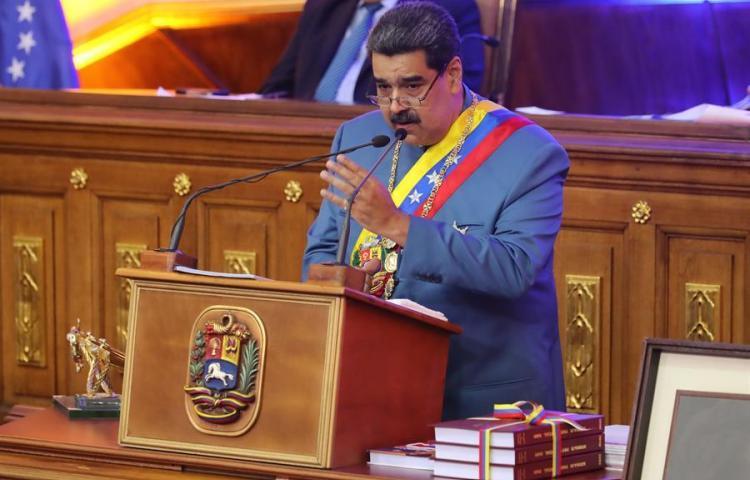 Venezuela con las finanzas en el suelo, según último balance de la era Maduro