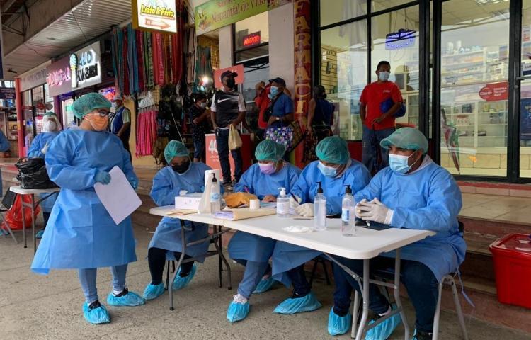 Panamá contabiliza3,315 casos positivos nuevos de covid-19