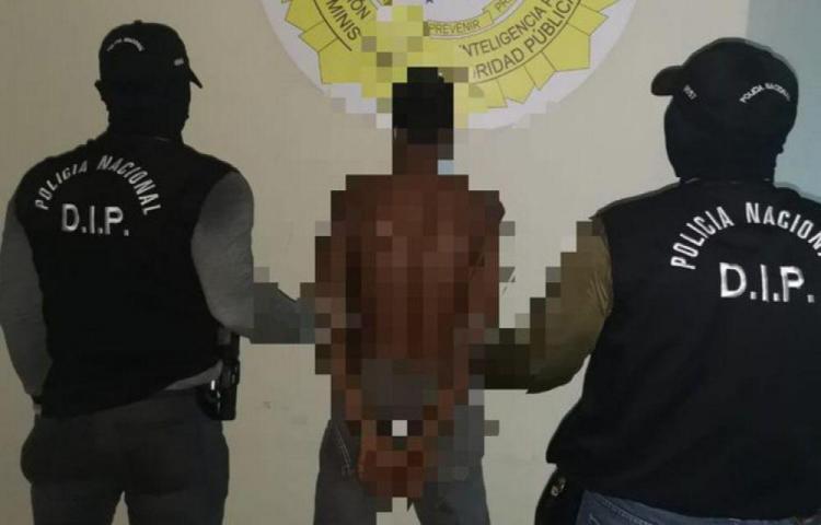 Recapturan a 'Negrito' oculto en una zona boscosa en Tocumen