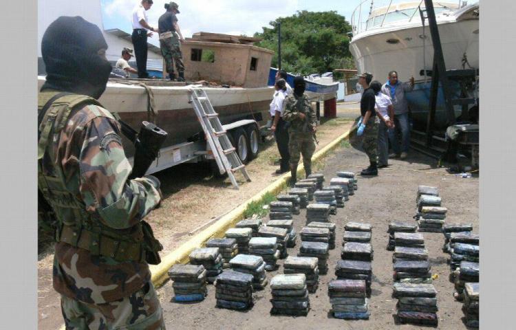 Más de 3 mil personas fueron detenidas por delitos de droga