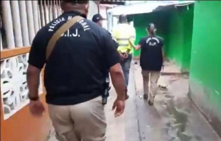 Ocho miembros de la pandilla 'Los Piratas' quedaron presos