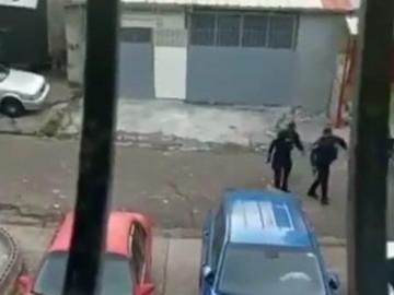 Policía fue captado en video cuando pateó a un perro en Calidonia