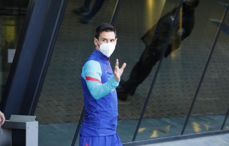 Duelo de clásicos coperos con Messi como duda