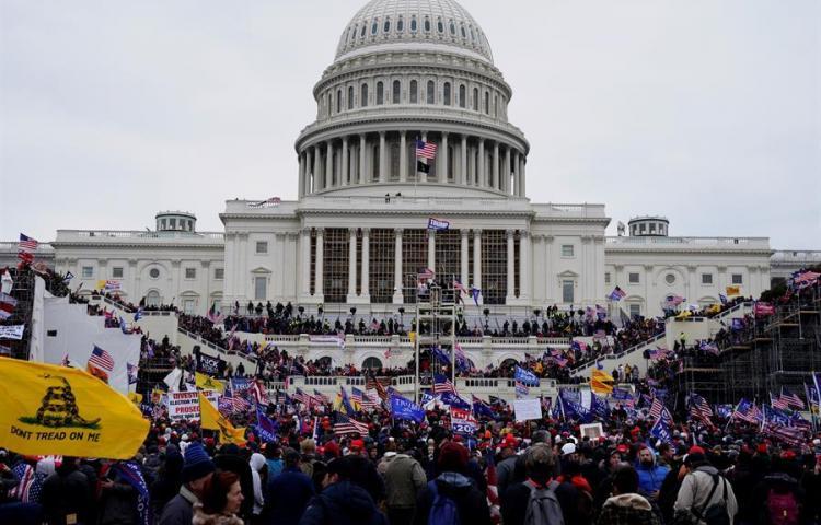 EEUU investiga a los guardias que protegerán acto de Biden