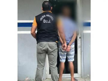 Capturan a 2 personas presuntamente vinculados a delito dehomicidio y robo