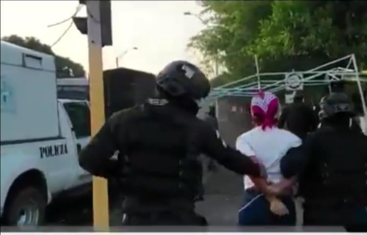 En Colón protestan para exigir empleos