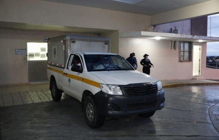 Preso por el asesinato de una mujer en Los Cántaros