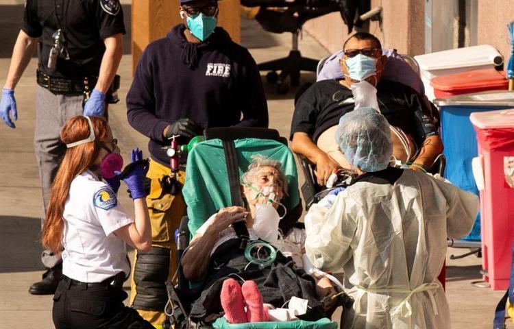 EE.UU. supera las 400.000 muertes por covid-19