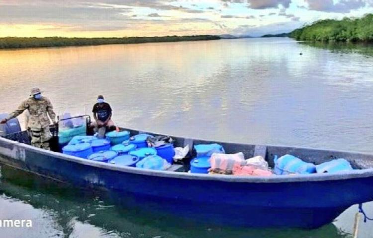 Capturan extranjeros con droga en Veraguas