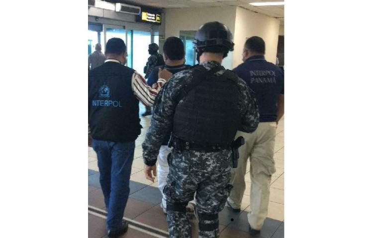 Interpol panamá captura a alcalde guatemalteco requerido por EE.UU