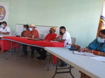 Indígenas piden al gobierno acciones frente a invasiones y tala ilegal