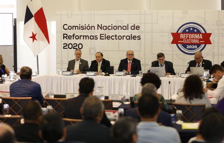 Partidos podrán formalizar alianzas hasta sept. de 2023