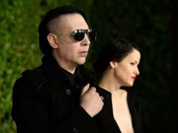 Manson es despedido de su sello discográfico tras acusaciones de abuso