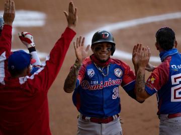 11-6. Dominicana vence a Panamá y accede a semifinales en Serie del Caribe