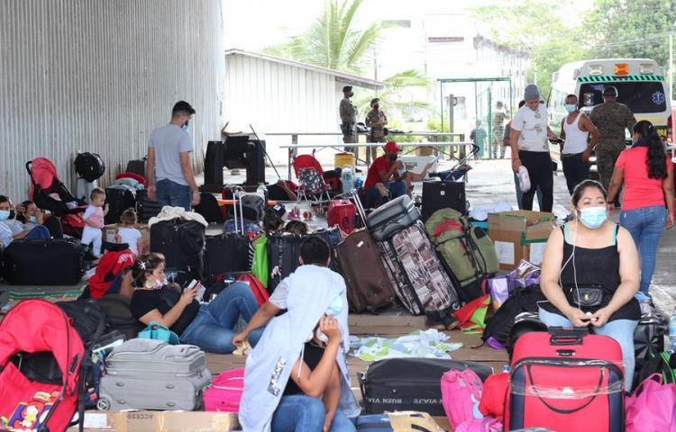 Nicaragüenses podrán retornar a su país los días martes y jueves