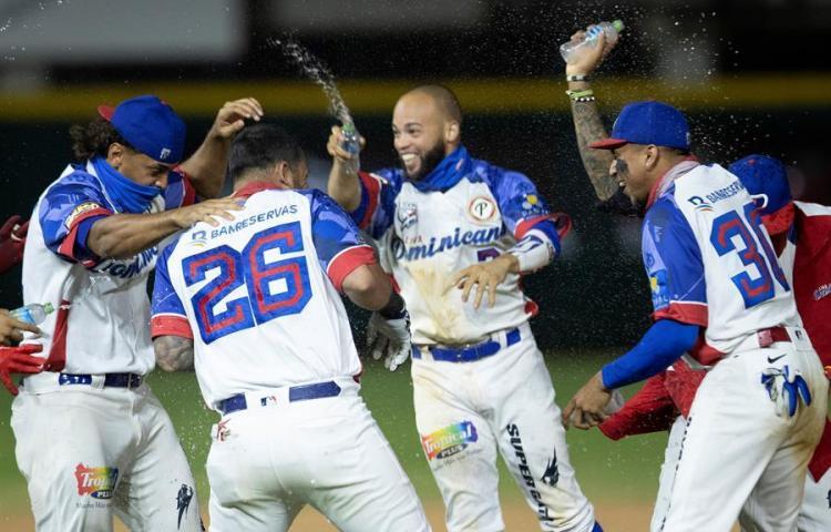 4-1. Dominicana vence a Puerto Rico y gana la Serie del Caribe
