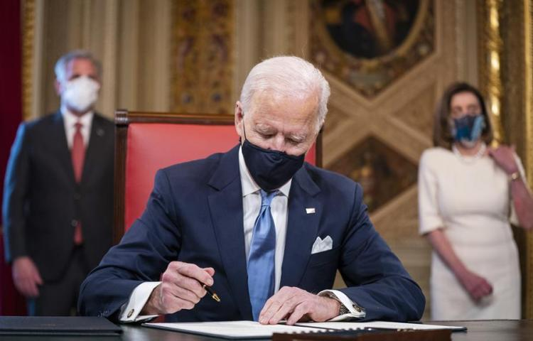 Biden no levantará sanciones a Irán a menos que deje de enriquecer uranio