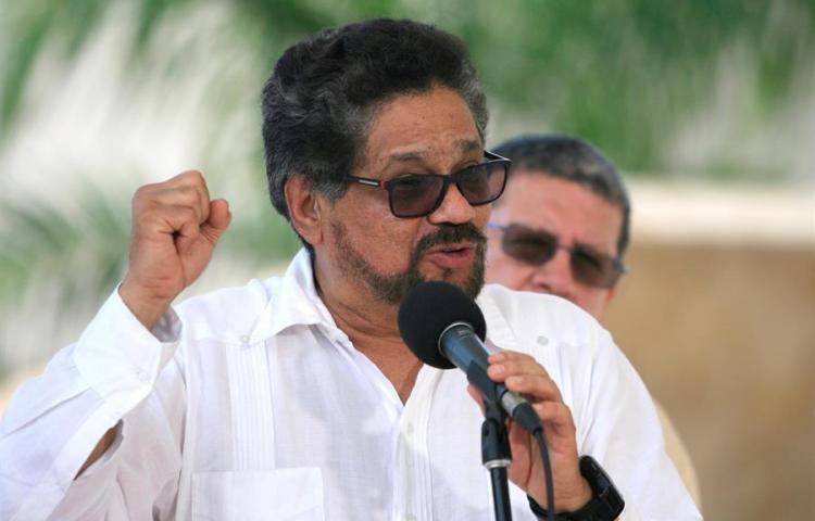 Fiscalía ordena captura de exjefe de las FARC Iván Márquez por magnicidio