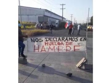 24 trabajadores despedidos en empresa de Manzanillo al borde de caer por inanición