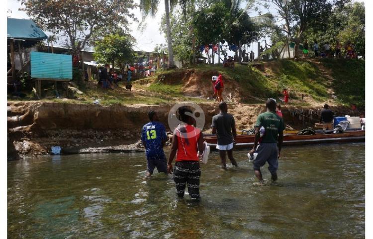 Fotos: Migración irregular de la provincia de Darién