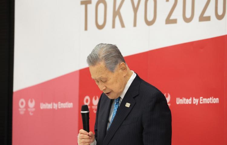 Tokio 2020 creará comité para elegir nuevo presidente tras la renuncia de Mori