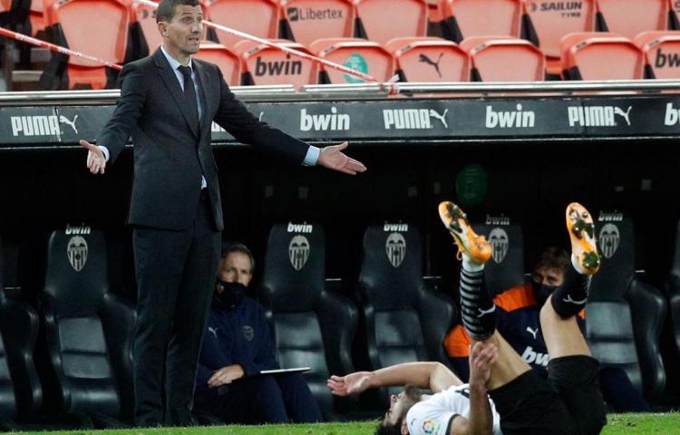 El Valencia cumple un año con el fútbol marcado por la Covid-19