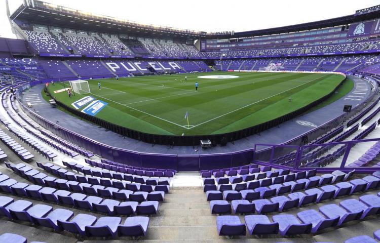 Más de mil muñecos ocuparán el estadio José Zorrilla ante el Real Madrid