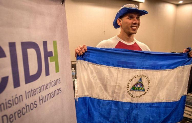 Excarcelados se suman a la coalición contra Daniel Ortega