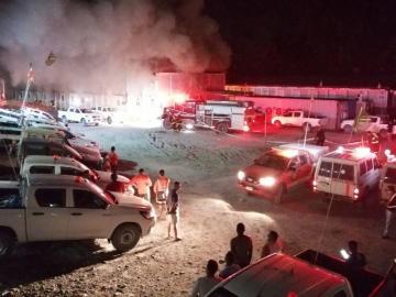 Un muerto dejó incendio desatado en Minera Panamá