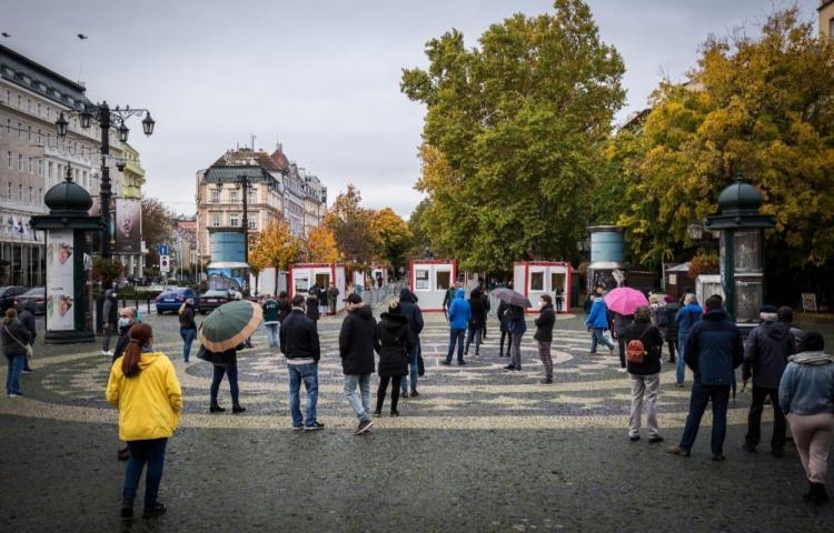 Eslovaquia, el país del mundo con más muertes por covid en estos momentos