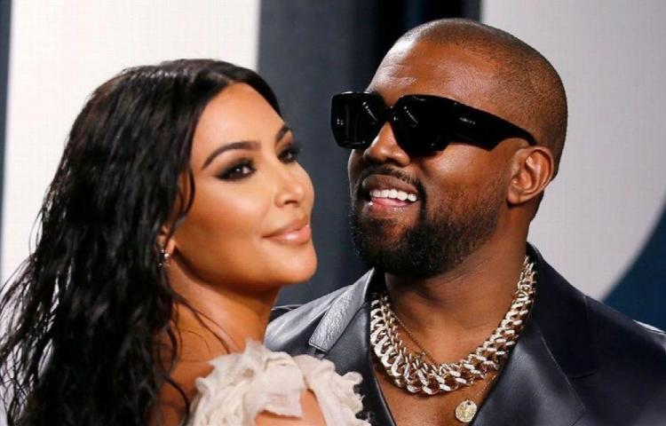 Kim Kardashian ya solicitó el divorcio de Kanye West