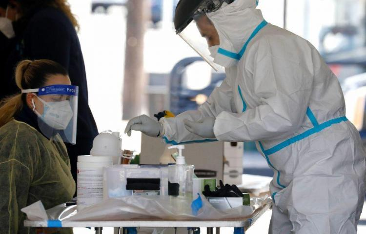 Nueva York confirma su primer caso de coronavirus surafricano