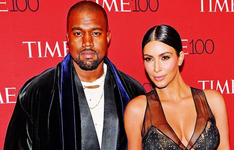 Kim Kardashian ya solicitó el divorcio a Kanye