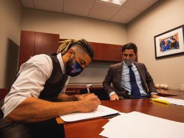 Tatis Jr ya tiene su histórico contrato