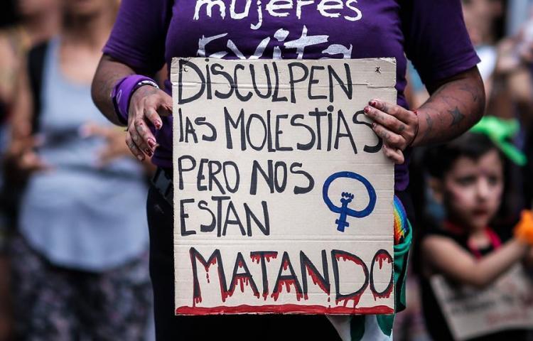 Un nuevo feminicidio tras haber denunciado al agresor conmociona a Argentina
