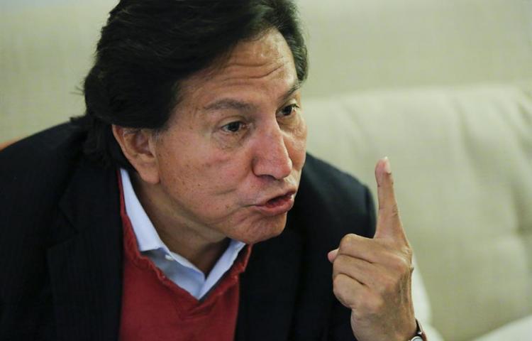 El juicio al expresidente peruano Toledo en EEUU se retrasa hasta septiembre