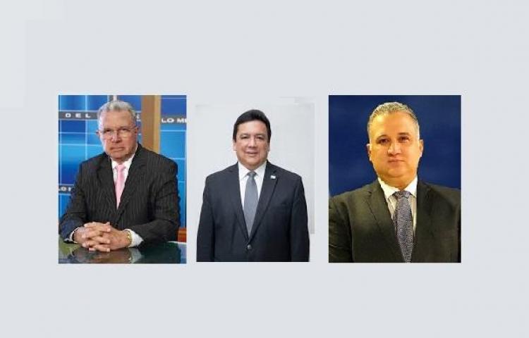 Juan Carlos Tapia y el abogado Alfredo Vallarino retan al procurador