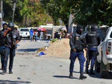 25 fallecidos durante una fuga de un penal de Haití