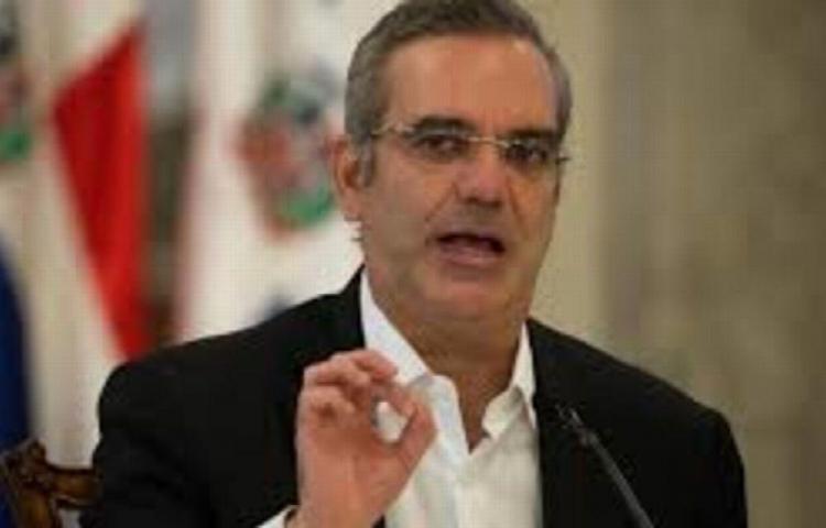 Luis Abinader construirá verja divisoria con Haití