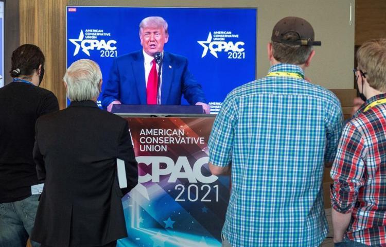 Trump sigue negando la derrota en las elecciones de 2020