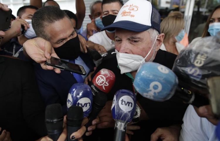 Guatemala decomisó el avión de Martinelli por temas administrativos
