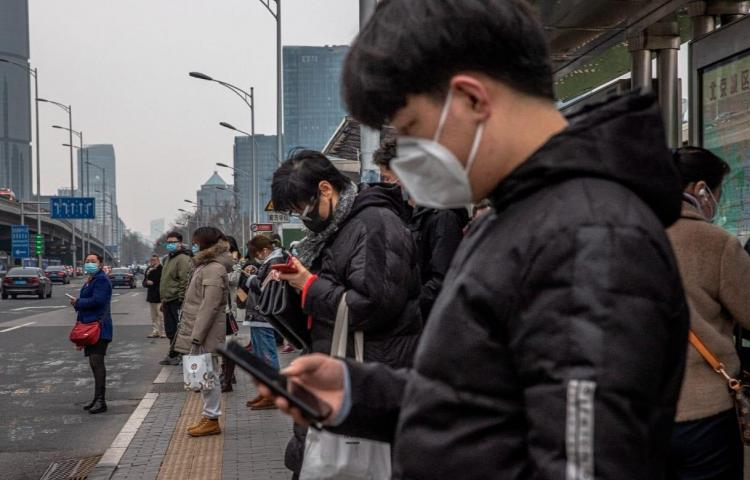 China quiere presumir de su victoria contra el virus en su gran cita política