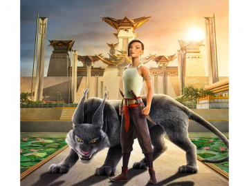 """""""Raya and the Last Dragon"""", la nueva princesa Disney es una gran aventurera"""