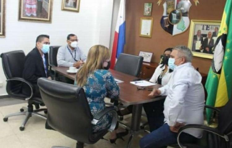 Buscan optimizar el registro de casos violentos en La Chorrera
