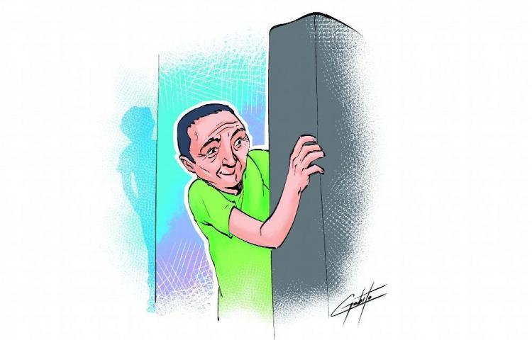 Martín, el vecino que nadie quiere tener