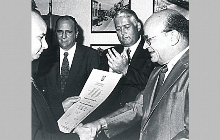 Honores de Estado para Tomás Gabriel Altamirano Duque