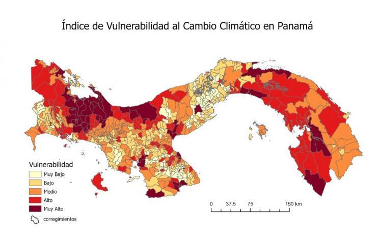 Presentan Primer Índice de Vulnerabilidad al Cambio Climático de Panamá