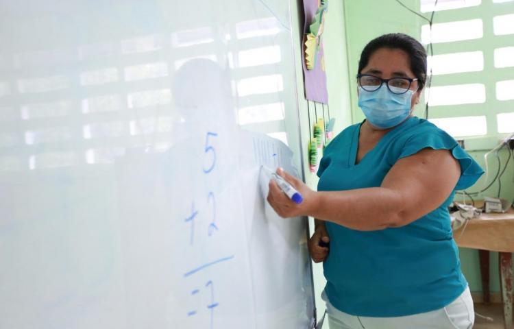 Meduca se prepara para un retorno seguro a clases