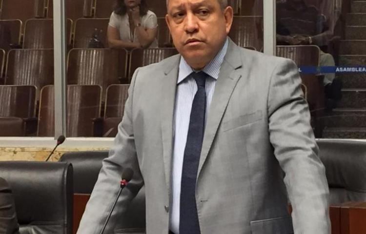 """""""El juega vivo está en otro lado"""", Crispiano Adames"""